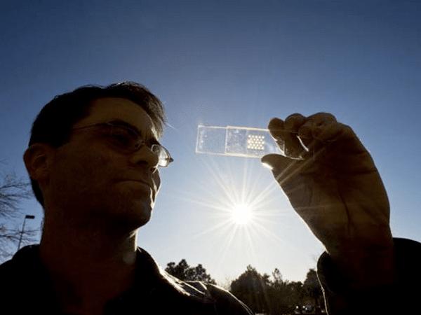Células solares de Sandia