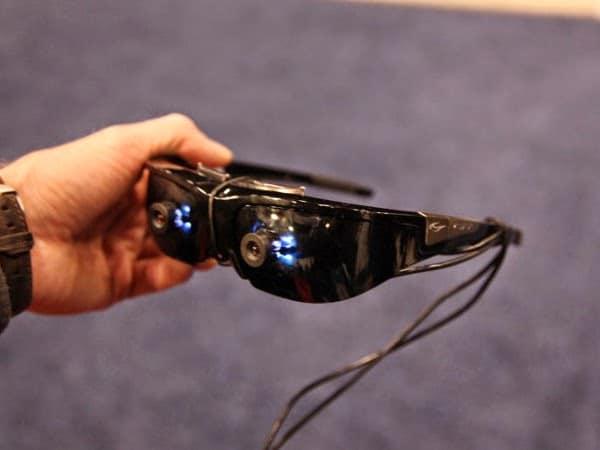 Gafas Vuzix Wrap 920AR