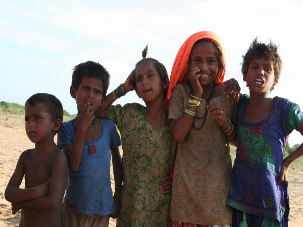 Educación infantil en la India