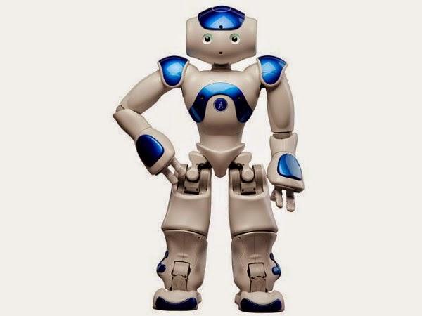 Robot NAO de Aldebaran Robotics
