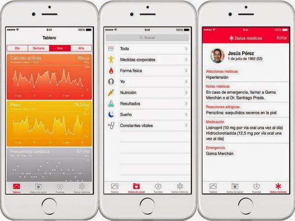 App de salud
