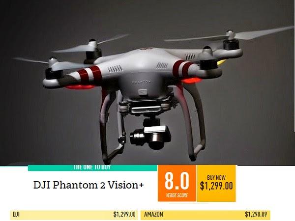 Dron a la venta en Amazon