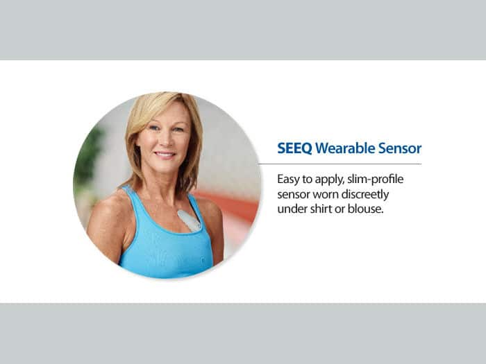 Seeq, wearable de monitorización cardíaca desarrollado por Medtronic