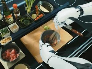 Robot que cocina como los grandes chefs