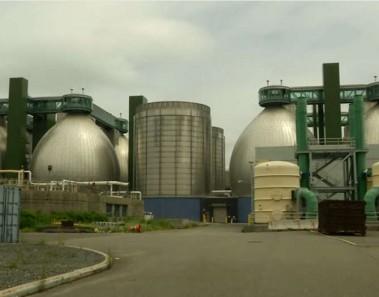La ciudad de Nueva York transforma sus residuos orgánicos en biogas