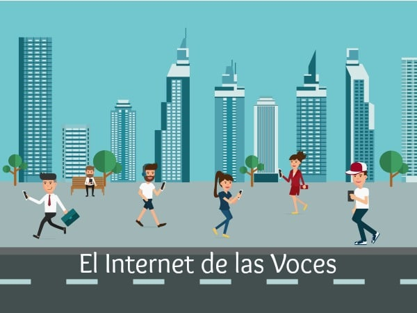 Internet de las Voces