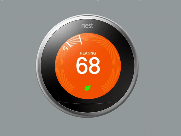 Nest, termostato inteligente de Google