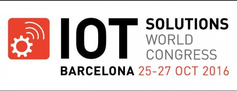 Llega a Barcelona el IOT Solutions World Congress 2016