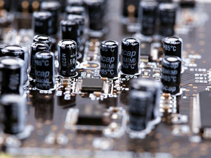 Nuevo super condensador de grafeno