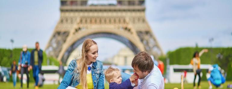 Paris-familia