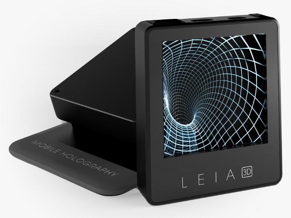 Kit de imágenes y vídeos holográficos en 3D de Leia