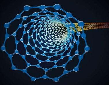 Asombroso comportamiento del agua dentro de nanotubos de carbono