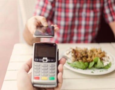 Pago por móvil con teléfonos Android y tecnología NFC