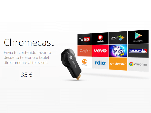 Chromecast de Google