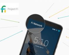 Servicio de telefonía móvil Project Fi de Google