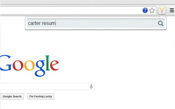 Extensión para Chrome: Synata