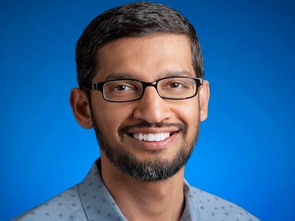 Sundar Pichai, nuevo CEO de Google