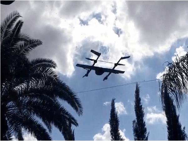 Nuevo prototipo de dron de Google para el envío de paquetes
