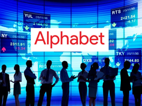 Alphabet supera a Apple en cotización