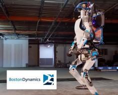 Nueva versión de Atlas, el robot humanoide de Google