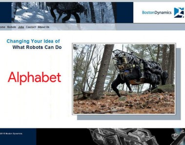 Google pone a la venta Boston Dynamics