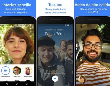 Google lanza su nueva app de videollamadas Google Duo