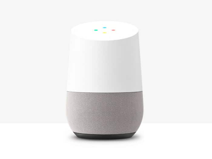 Google Home presentado en Made by Google