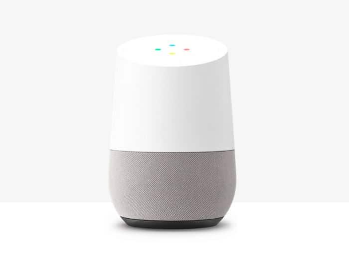 Google Home presentado en Made by Google