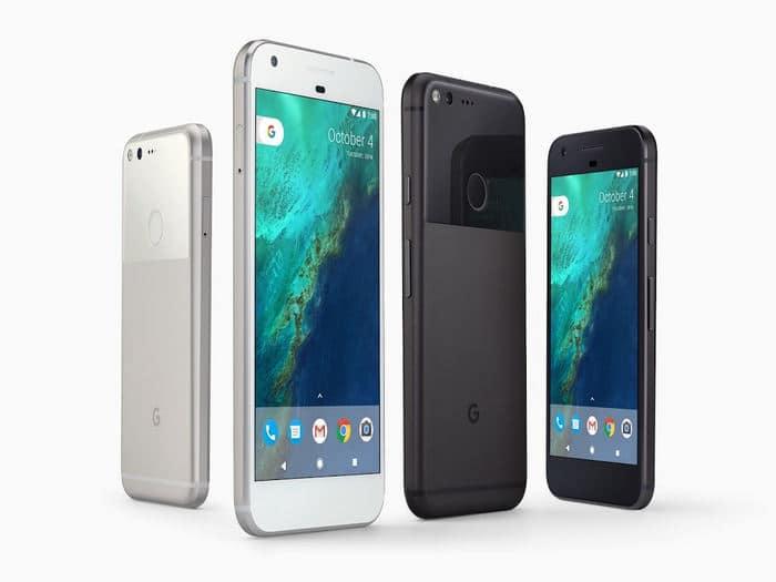 Teléfonos Pixel de Google