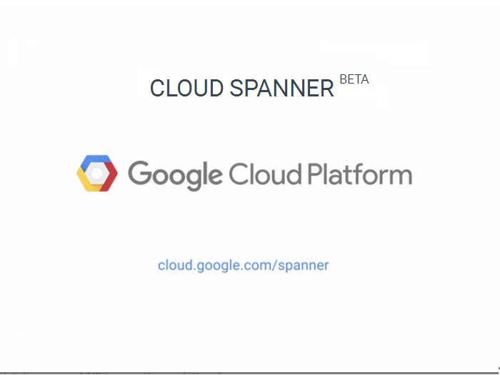 Cloud Spanner, la base de datos relacional distribuida de Google al acceso de todo el mundo
