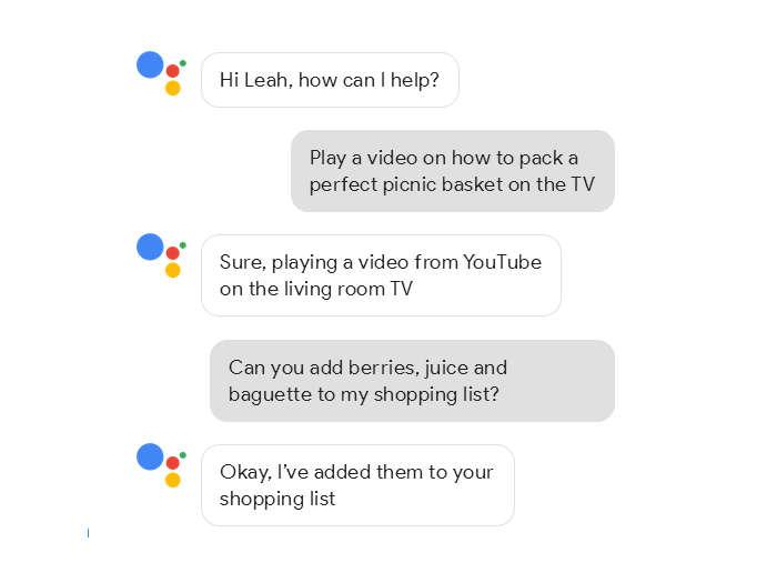 Google I/O 2017: Google Assistant
