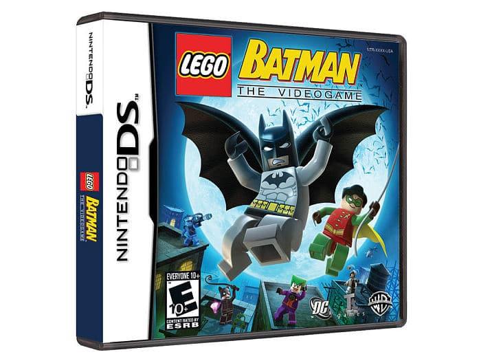 Juego Lego Batman de Nintendo DS