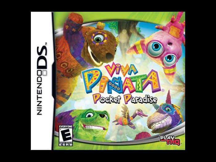 Juego Viva piñata: Pocket Paradise, de Nintendo DS