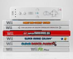 Juegos para la Wii de Nintendo