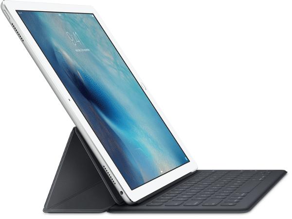 Accesorio del iPad Pro: teclado