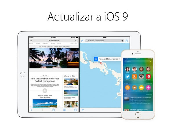 Novedades en iOS9