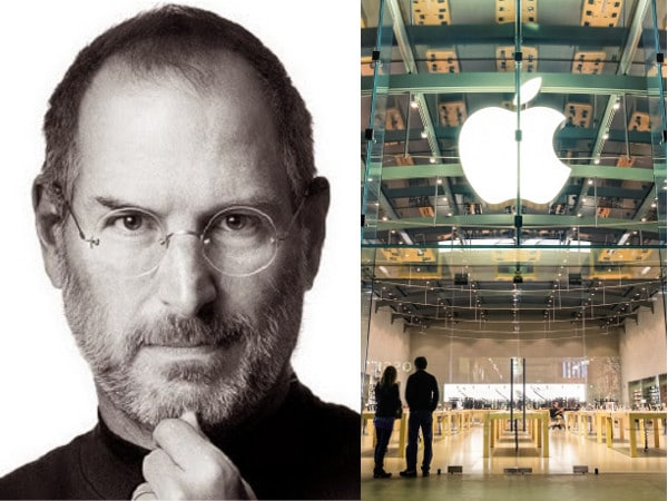Steve Jobs, de Apple, refugiado sirio