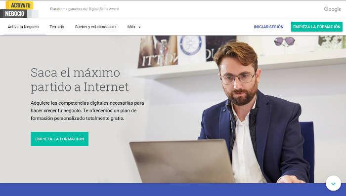 Sitios para aprender cosas nuevas en internet: Activa tu negocio