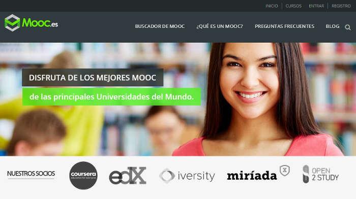 Sitios para aprender cosas nuevas en internet: Mooc