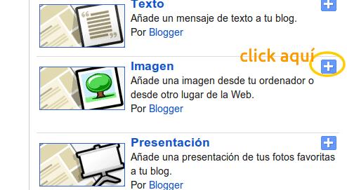 poner imagen barra en blogger