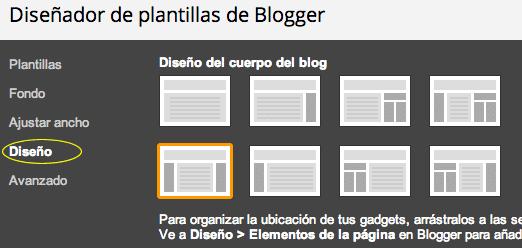 cambiar ancho columnas blogger