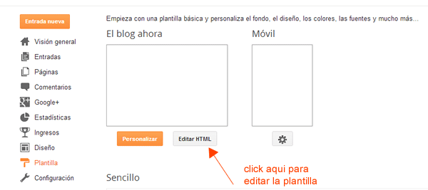 paso2 para integrar like box de facebook en blogger