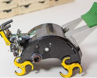 Los constructores de robots se inspiran una vez más en la naturaleza