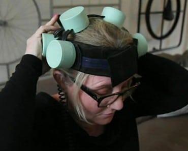 Desarrollan un casco para tratar la depresión