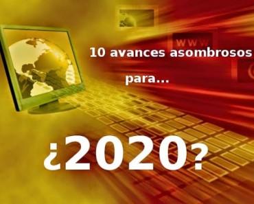 10 avances alucinantes para los próximos 10 años