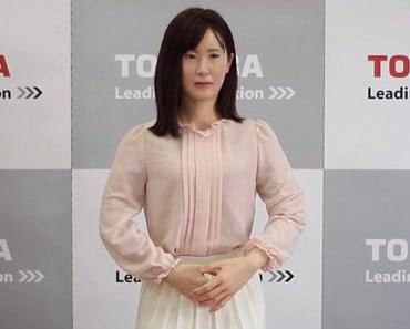 Nuevo ejemplo de servicio de atención al cliente con robots en Japón
