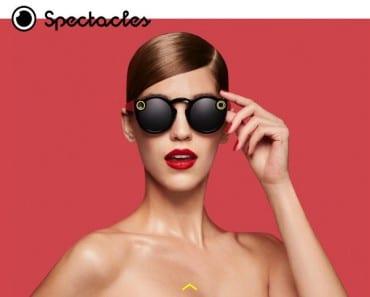Spectacles las nuevas gafas de Snap Inc con una función realmente interesante