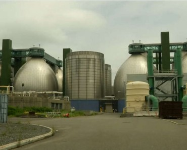 Nueva York transforma sus residuos orgánicos en biogas
