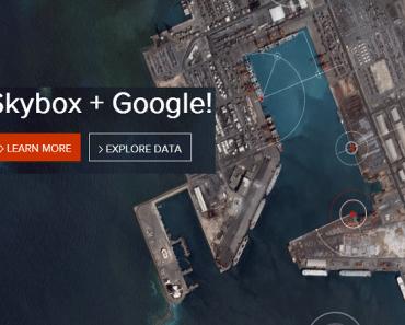 El poder de Google Maps con Skybox: capacidad de predicción geográfica