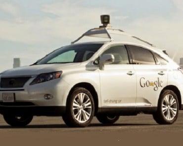 Los coches sin conductor de Google para 2017